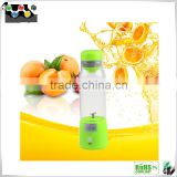 healthy electric glass orange juicer cup portable electric glass juicer cup with usb convenient to carry