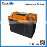 Rechargeable 12V 12Ah lithium battery replace sealed motorcycle battery