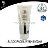 "cosmetic ""Black Facial Wash"" from natural ingredients for all type of skin"