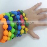 Best quality new arrival accessory silicone bracelet