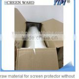 manufacturer clear/matte mobile phone screen protector laser cutting mac for screen protector film roll material