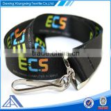 polyester sublimation printing neck lanyard