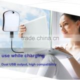 2016 Hot Sale Solar Window Charger with sucker mobile Phone usb Solar Charger