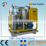 Series COP vacuum animal oil deodorize machine/coconut oil recovery plant/oil purification