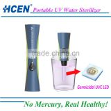 Lifestraw personal water filter/ water purifier uv/portable uv water sterilizer