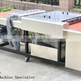 FoShan machine !! Glass Washing Machine and dry cleaning machine 800mm industrial mini glass dry cleaning machine