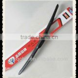 ZHIXIA Perfect China auto heated Wiper Blade/flat windshield wiper blade/ rubber windshield wiper blade