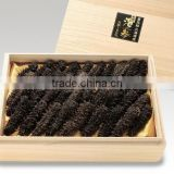 Japanese best price of dried sea cucumber from Hokkaido