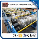 with best price Iron Roofing sheet cable tray roll forming machine