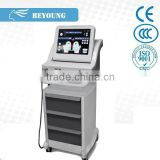 Multi-polar RF HIFU12 New Tech 8 Treatment Heads HIFU Machine HIFU For Wrinkle Removal Bags Under The Eyes Removal