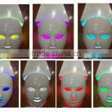 7 colors LED Facial mask of led treatment for rosacea of EYCO BEAUTY from Alibaba 2016