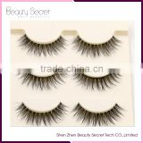 2016 new fashion wholesale mink eyelash siberian mink lashes 3d eyelash extensions neicha wholesale