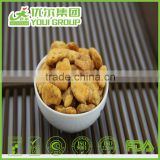 HACCP,ISO,BRC,HALAL Certification BBQ Broad Bean Chips with best quality and hot price