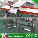 Net width 600mm-non-standard sizes(custom) food super scanner conveyor belt metal detector