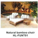Eco-friendly Classic bamboo bed