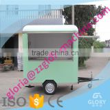 2017 Hot sale New design customized mini food truck/mobile food truck for sale /street food truck