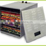 Household Stainless Steel Food Dehydrator with 10 Layers /+86 189 3958 0276