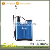 SL20B-03 20L efficient durable plastic hand sprayer with good price suitable for agricultural