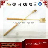 cheep personal massager bamboo telescopic back scratcher wholesales with customer design