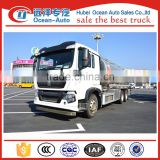 Good discount HOWO tanker truck specifications and price