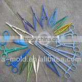 Medical Disposable Plastic Tweezers Forceps,Clamp