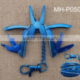 Blue color plier multi tools