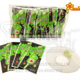Guava Flavor Foot Shaped Lollipop With Sour Powder Candy