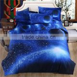 2016 New fashion 3d Galay quilt/ bed sheet/pillowcase/ Twin/Queen Size Themed Bedspread 3pcs/4pcs bedding sets