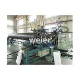 HDPE Plastic Pipe Extrusion Line For PKS Carat Water Pipe , 2000mm - 3000mm