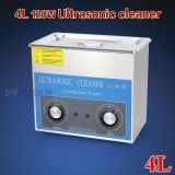4L 120W Ultrasonic blind cleaner Hardware  Parts laboratory washing machine