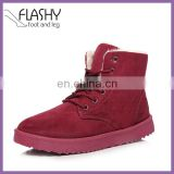 New arrival women boots warm snow boots platform ankle boots