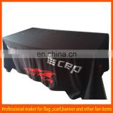 customized elastic polyester tablecloth