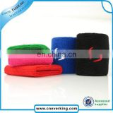 custom customized logo sweatbands factory wholesale