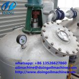 1-10TPD small scale palm oil refining plant, mini palm oil refining machine