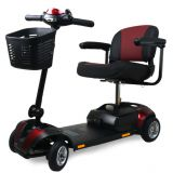 China New Design Intelligent Mobility Scooter Elderly Four Wheels Folding Electric Scooter For Elder