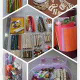 DIY Kids Crafts for Craft Hobby,educational materials and school supplies
