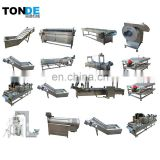 Industrial Automatic Potato Chips Production Line Banana Chips Frying Processing Plant Plantain Chips Making Machine Price