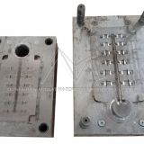 Zinc alloy die casting counterweight block mold