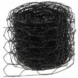 lowest price Galvanized Hexagonal wire mesh for chicken