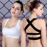 Runaway Loli no steel ring cross beauty back sports bra quick dry shockproof fitness yoga running sports underwear