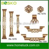 New Gold Furniture handle for palace,ancient furniture