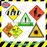 Road And Street Signs With High Visibility From China Manufacturer