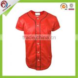 Custom Sublimation Women Plain Baseball Jersey Shirts For Sale plain baseball jersey wholesale                                                                         Quality Choice