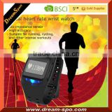 Fitness Bluetooth Heart Rate Tracker Watch Pulse Strapless Optical Sensor Bluetooth Heartbeat Watch