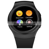 Original NO.1 G3 Smart Watch Phone Full HD Circular Dialer SMS Reminder Heart Rate Sport Smartwatch Remote Camera for Iphone 6S