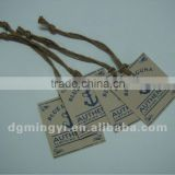Brown Paper Hang Tag