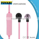 v4.1Mini Wirelessmagnetic bluetooth headphone packed in color box