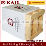 multi-functional pallet sticky note for school, office and business promotion, manufacturing and selling pallet sticky note