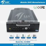 4CH Full D1 3G Mobile Car Surveillance Camera System, Car DVR Security System for Bus, Taxi, Car, Truck