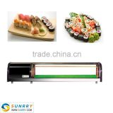 Best Quality Glass Display Jewelry Showcase Refrigerators Made Of Stainless Steel (SUNRRY SY-SS1800A)